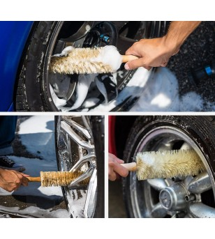 Wheel Brush - Cepillo para aros