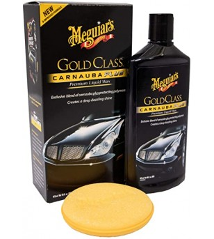 Gold Class Liquid Wax 16 oz.