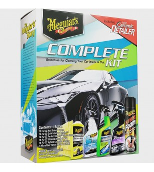 Ceramic Detailer kit Meguiars