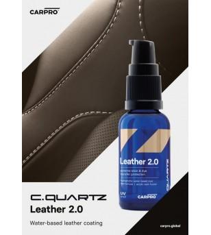 CQUARTZ Leather 2.0 - Recubrimiento para cuero
